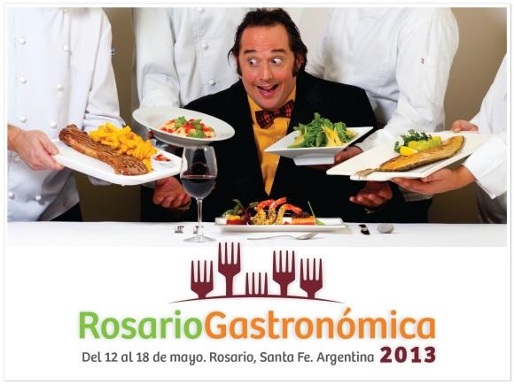 Placa Semana Gastronomica